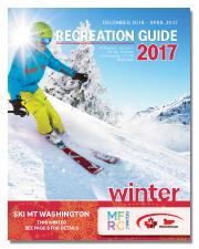 Recreation Guide - Winter 2017