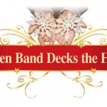 Naden Band Decks the Halls