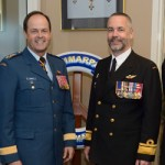 Chief of Defense Staff visits