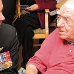 Admiral visits Broadmead