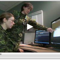 med officer video image
