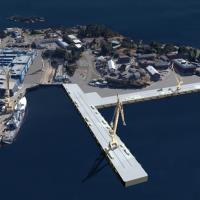 Dockyard waterfront set to transform