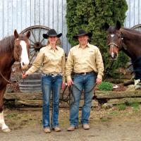 Veteran treks across Canada on horseback to raise awareness