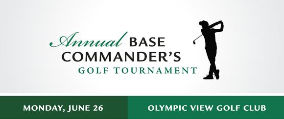 Base Commander's Golf Tournament
