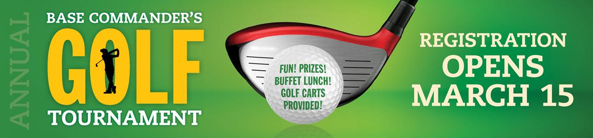 Base Command Golf Tournament