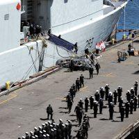 HMCS Algonguin Paid Off