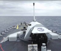 HMCS Montreal FELEX progression
