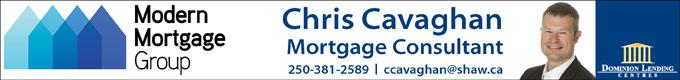 Dominion Lending Chris Cavaghan ad