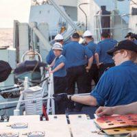 Photo: LS Sergej Krivenko, HMCS Vancouver