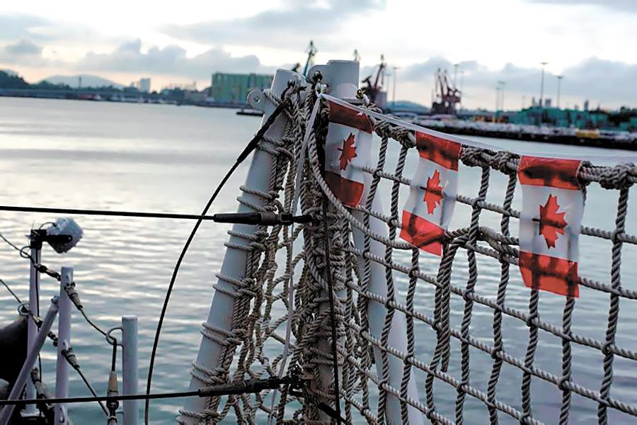 Photo courtesy HMCS Ottawa