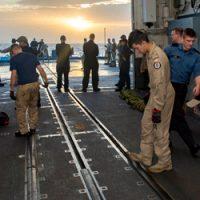 Photo by Cpl J.W.S. Houck – HMCS Charlottetown