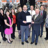 SISIP earns top merit award