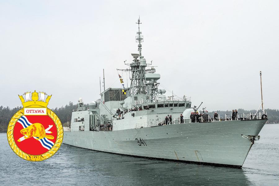 HMCS Ottawa