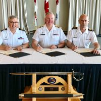 Fleet Chief Change of Command