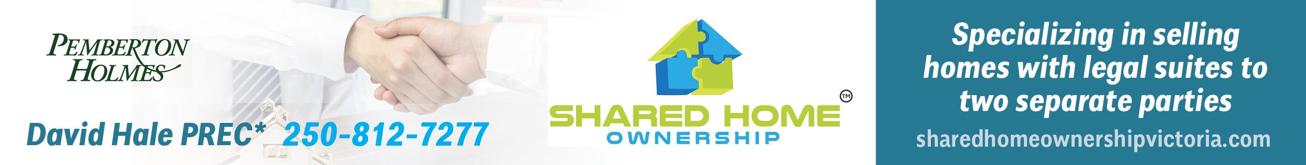 Shared Home Ownership - David Hale
