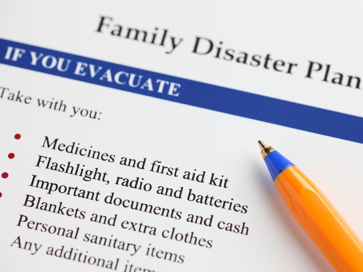 MFRC Emergency Plan