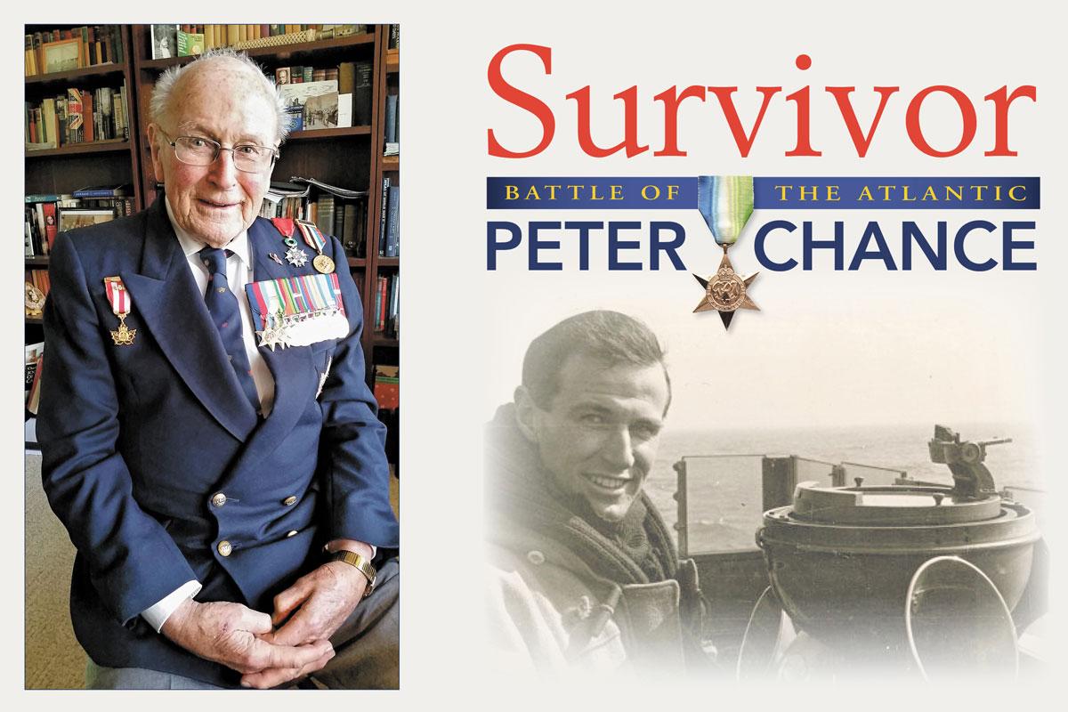 Ask a Battle of Atlantic Survivor: Q&A with Peter Chance