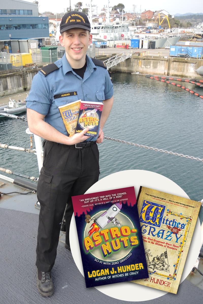 Ordinary Seaman Logan J. Hunder