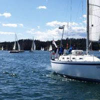 In Photos: Canadian Forces Sailing Association's Opening Day
