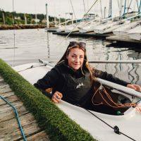 Former cadet eyes World Para-Sailing Gold
