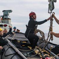 Photo by Leading Seaman Victoria Ioganov