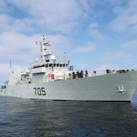 Whitehorse sailors bond with their namesake city
