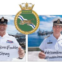 HMCS Fredericton Welcome Home Initiative