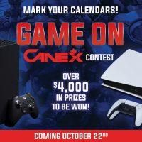 CANEX raises its game