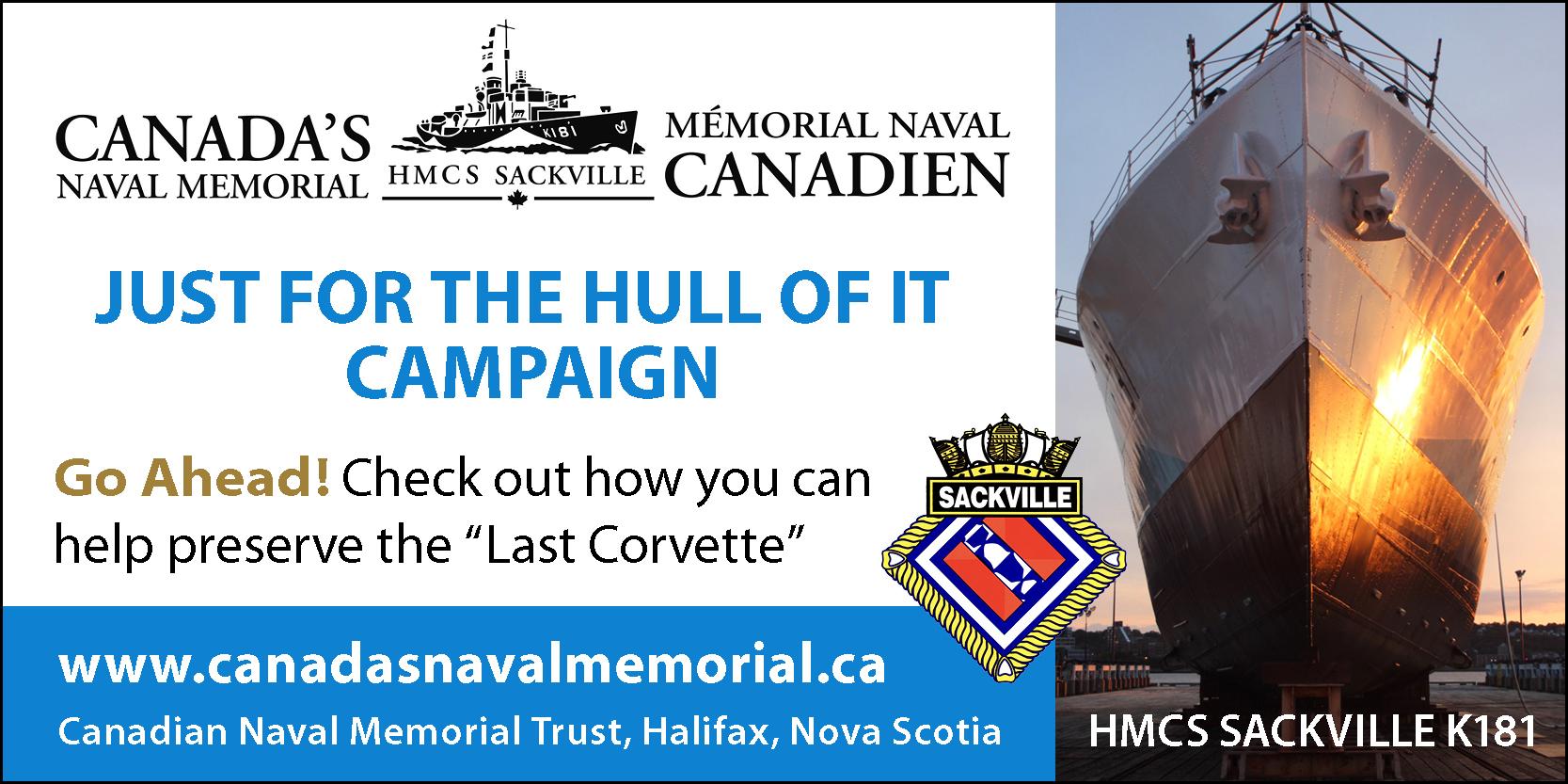 HMCS Sackville