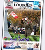 Lookout Newspaper Nov 16 2020