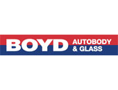 Boyd Autobody and Glass logo