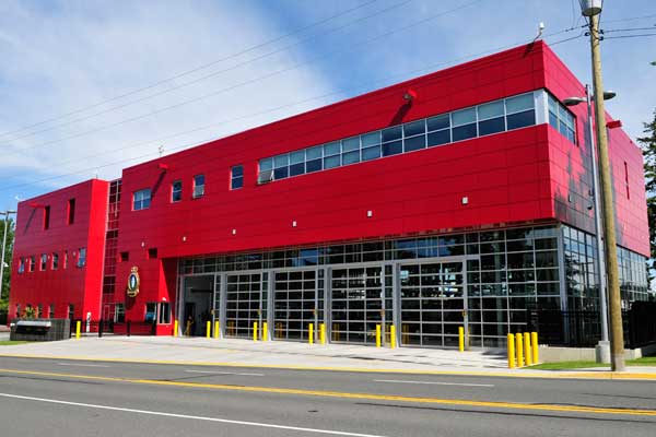 New Fire Hall Opens on Fire Station Floor Plans