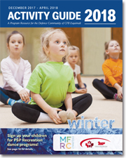 Activity Guide Winter 2018