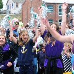 Regina Homecoming Flash Mob