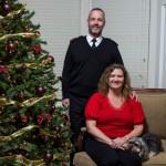 RAdm Bill Truelove and Mrs. Brenda Truelove