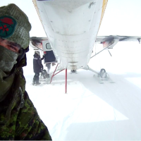 Canadian Rangers Arctic Training