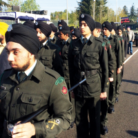 Army cadet corps embraces Sikh tradition