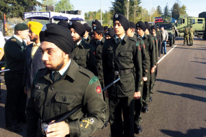 Army cadet corps celebrate Sikh Culture|Lookout