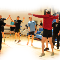 Injured Soldiers Train for Sports