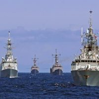 Canadian warships leave for Exercise Trident Fury