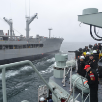 Sea Training prepares HMCS Vancouver for success
