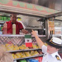 Puerto Vallarta Amigos food truck.
