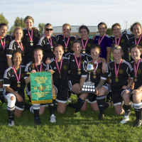 Pacific team rallies for women's national soccer title