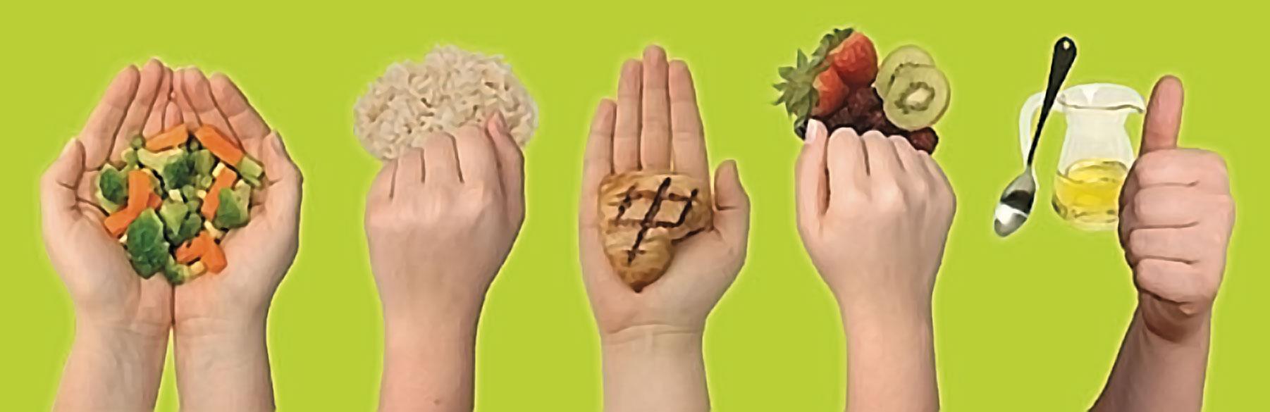 порция в граммах для похудения