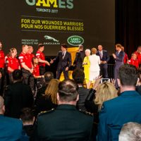 Invictus Games in TO 2017