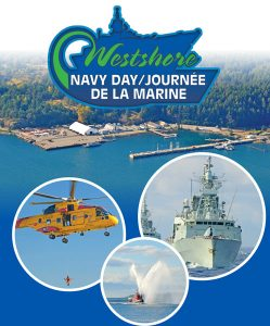 Westshore Navy Day takes place June 11 from 10:30 a.m. to 3 p.m. at the military facilities off Rosebank Road.