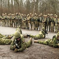 Operation Unifier sends military members to Ukraine