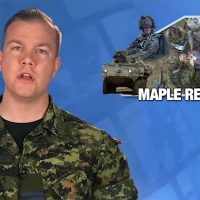 In our one year anniversary episode, we talk to a participant during Exercise Maple Resolve, tell you about a new trade within the CAF, learn about the new recruitment campaign for flight engineers, update you on the roundtable discussions going on across Canada, and celebrate National Public Service Week.
