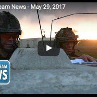Defence Team News – May 29, 2017