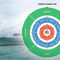Warship celebrates Canada 150 in an unusual way